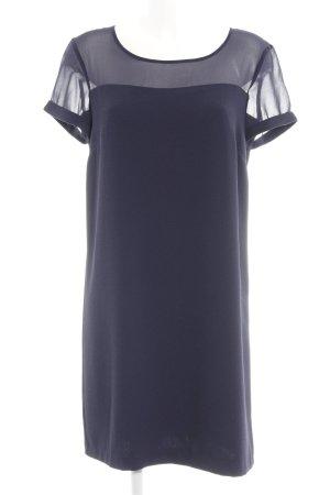 Promod Kurzarmkleid dunkelblau Elegant