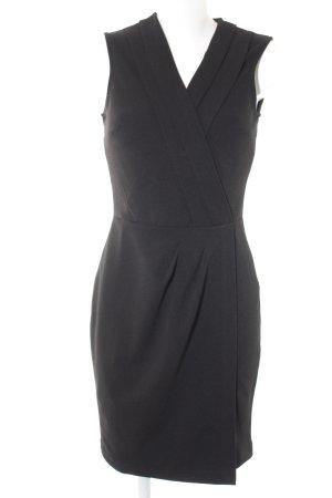 Promod Kurzarmkleid schwarz Elegant