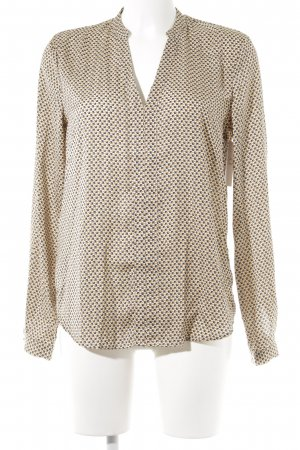 Promod Langarm-Bluse mehrfarbig Elegant