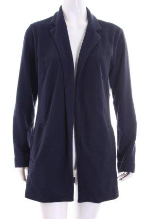 Promod Long-Blazer dunkelblau Boyfriend-Look