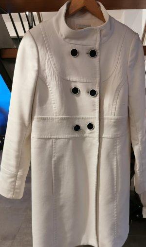 Promod Between-Seasons-Coat natural white