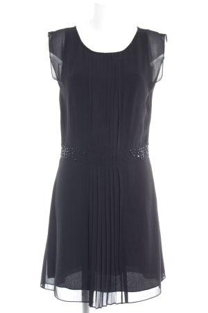 Promod Midikleid schwarz Elegant