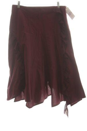 Promod Midirock purpur Romantik-Look