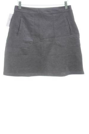 Promod Minirock petrol Street-Fashion-Look