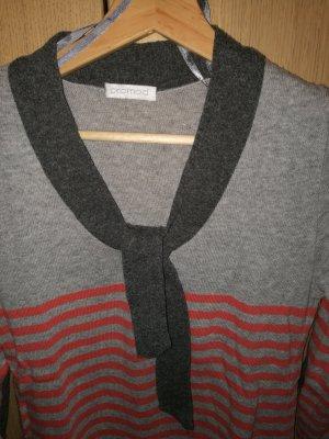 Promod Pullover mit Ellbogenpatches