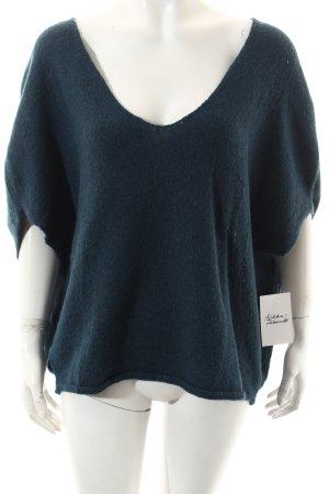 Promod Pullunder waldgrün Street-Fashion-Look