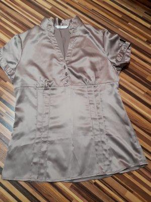 Promod Schicke Damen Bluse  mit Knopfdetail - Größe: 38
