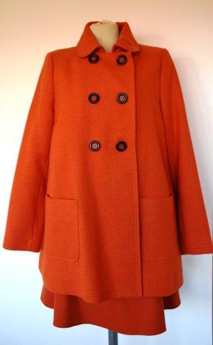 Promod - Schöne Jacke in A-Linie im Stil der 50/60er Jahre Gr. L - neu