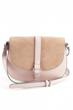 Promod Schultertasche pink-nude Casual-Look