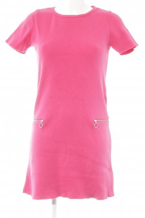 Promod Shirtkleid magenta Casual-Look