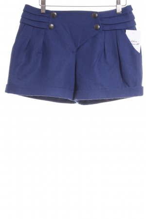 Promod Shorts blau Marine-Look
