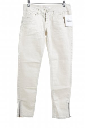 Promod Skinny Jeans creme Casual-Look