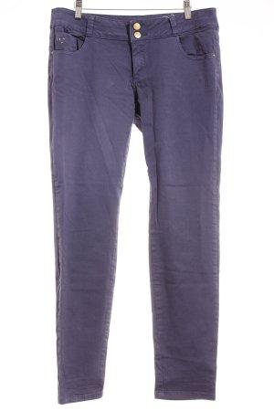 Promod Skinny Jeans stahlblau Casual-Look