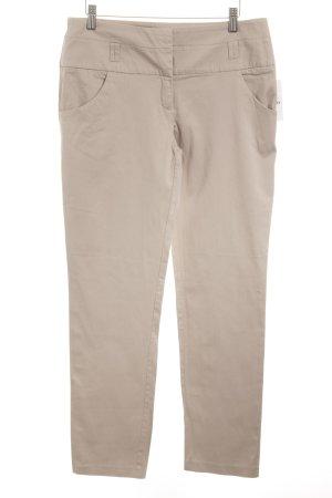 Promod Stoffhose beige Business-Look
