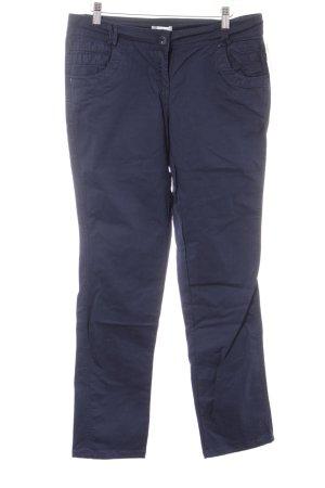 Promod Straight-Leg Jeans dunkelblau Casual-Look