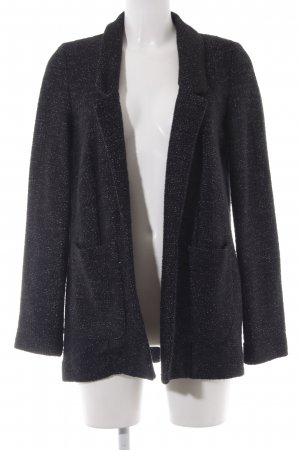 Promod Knitted Blazer flecked casual look