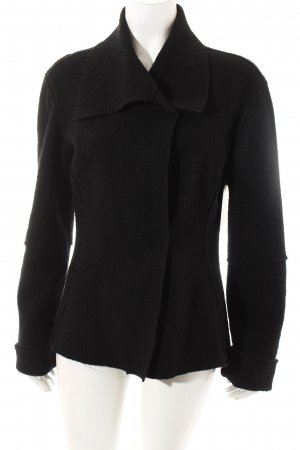 Promod Strickjacke schwarz Casual-Look