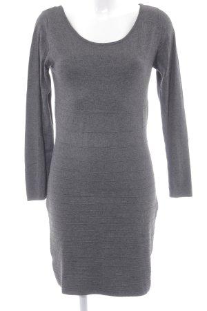 Promod Abito di maglia grigio scuro stile casual