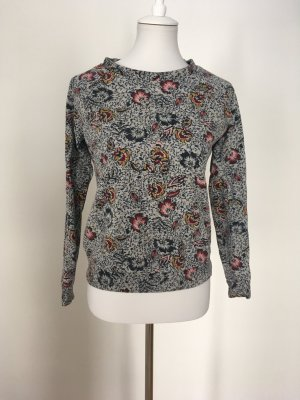 PROMOD Sweatshirt mit Blumen