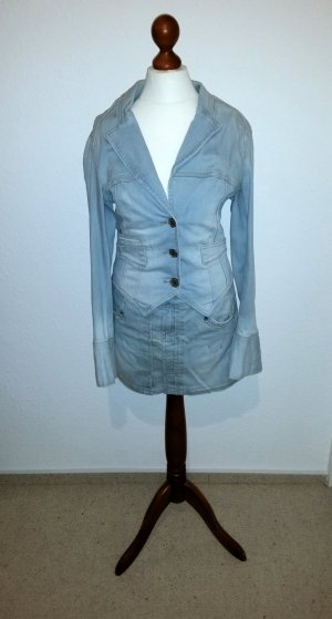 Promod, tailiertes Jeans-Outfit, Gr.34