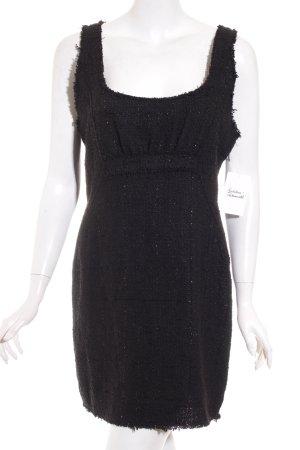 Promod Trägerkleid schwarz Street-Fashion-Look