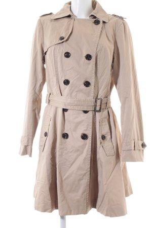 Promod Trenchcoat beige klassischer Stil