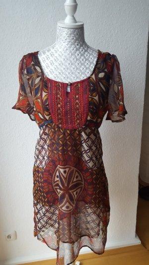 Promod Tunika Kleid Ethno Gr 38