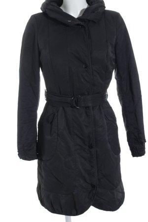 Promod Winterjas zwart casual uitstraling
