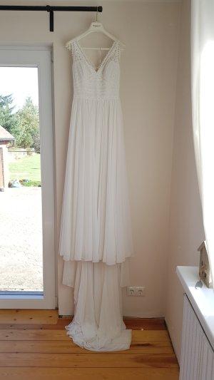 Pronovias 2018 Dramia B Hochzeitskleid Brautkleid Gr. 40
