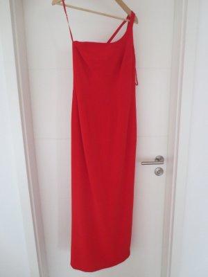 Pronovias Ball-Kleid, lang, fließend, rot, Gr.40, nur 2x getragen