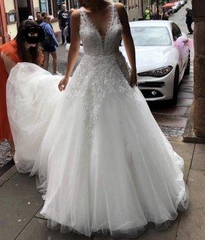 Pronovias Brautkleid Hochzeitskleid Estibaliz Gr. 36