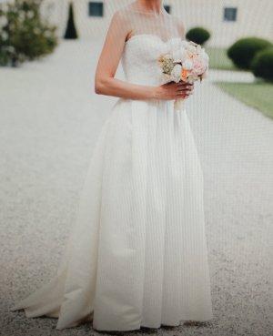 "Pronovias Brautkleid / Hochzeitskleid ""white one"" Modell Jade"