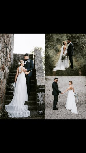 "Pronovias ""Drenube"" Hochzeitskleid"
