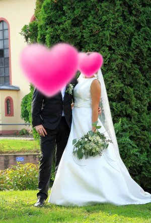 Pronovias Hochzeitskleid Größe M