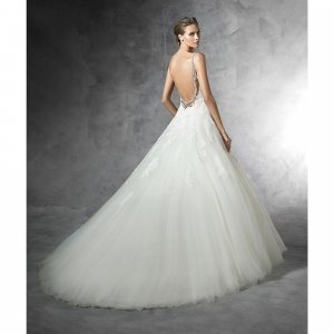 PRONOVIAS PRALA GR 40 BRAUTKLEID * TRAUMKLEID