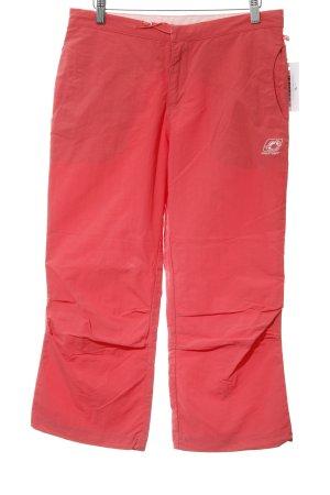Protest Pantalone a 3/4 magenta stile casual