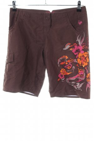 Protest Bermudas themed print casual look
