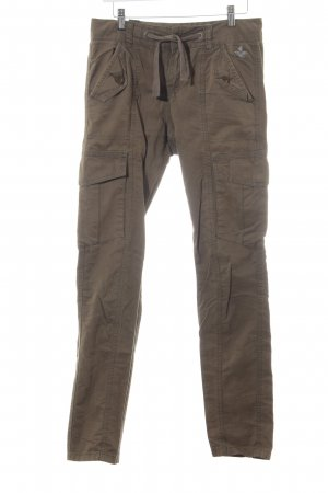 Protest Cargo Pants olive green casual look