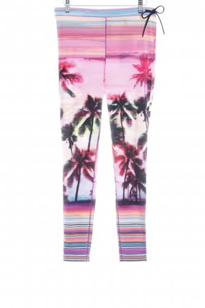 Protest Legging Patroon-mengeling Beach-look
