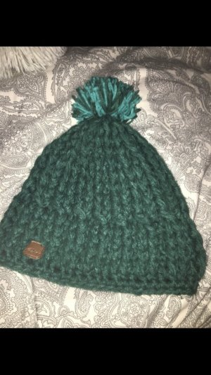 Protest Knitted Hat cadet blue