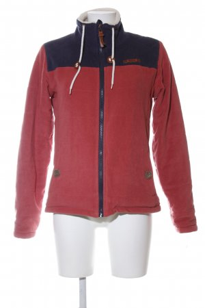 Protest Outdoorjacke rot-blau Casual-Look