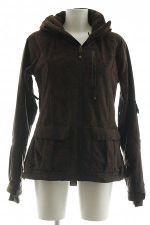 Protest Outdoorjacke braun Casual-Look