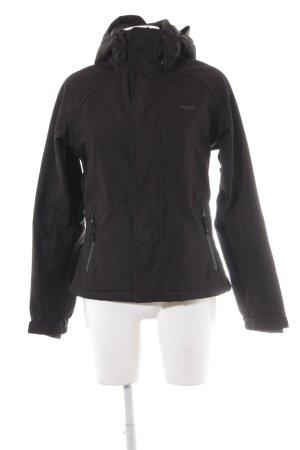 Protest Outdoor Jacket black casual look