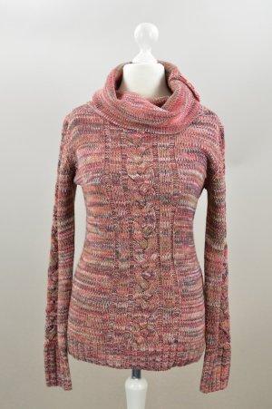 Protest Pullover gestrickt mehrfarbig Größe L