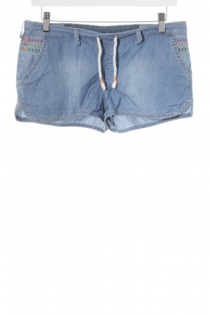 Protest Shorts Aztekenmuster Beach-Look