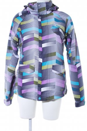 Protest Softshell Jacket abstract pattern casual look