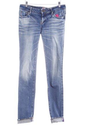Prps Slim Jeans kornblumenblau Casual-Look