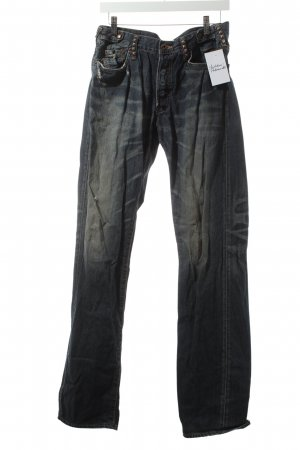 Prps Straight-Leg Jeans blau Casual-Look