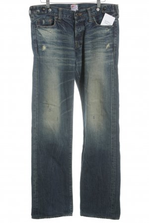 Prps Jeans a gamba dritta multicolore stile jeans