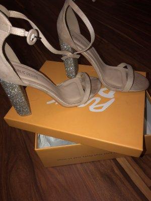 Public Desire high heels
